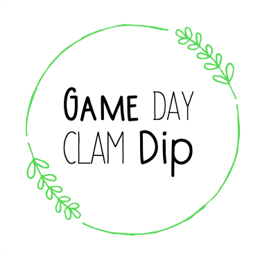 Game Day Clam Dip